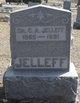 Profile photo:  C. A. Jelleff