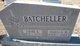 Profile photo:  David E. Batcheller