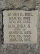 Profile photo:  Alvin H. Beil