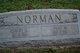 Anna Mai <I>Wells</I> Norman