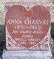 Profile photo:  Anna Charvat