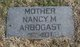 Profile photo:  Nancy M. <I>Frisch</I> Arbogast