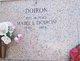 Mabel <I>Landry</I> Doiron