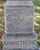 Mary A <I>Ambler</I> Armstrong