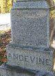 Lewis James Angevine