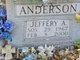 Jeffery A Anderson