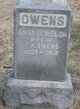 Anna Belle <I>Welch</I> Owens