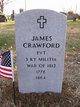 "Profile photo:  James ""Old Jim"" Crawford"