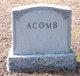 Profile photo:  Ada <I>Sharpe</I> Acomb