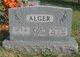 Alma Virginia <I>Comer</I> Alger