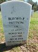 Profile photo:  Buford P. Hittson