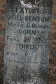 Profile photo:  Abel Benton