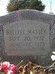 Profile photo:  Nellive Massey