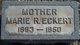 Marie R Eckert