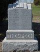 Profile photo:  Mary Elizabeth <I>Holman</I> Thompson