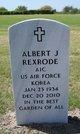 Profile photo:  Albert J Rexrode