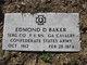 Edmond D. Baker