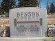 Profile photo:  Ben Benson