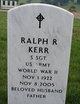 Ralph Reed Kerr