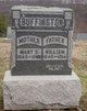 "Sgt George ""William"" Buffington"