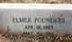 Profile photo:  Elmer Lowe Pounders
