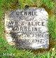 Profile photo:  Dennie Gorsline