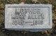 Mary <I>Murphy</I> Allen