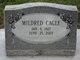 Mildred F <I>Hatcher</I> Cagle