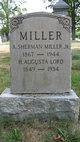 Profile photo:  A Sherman Miller