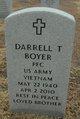 Profile photo:  Darrell Thomas Boyer