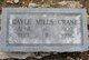 "Profile photo:  Angola Gayle ""Gayle"" <I>Mills</I> Crane"