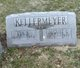 Eva Bell <I>Kaelber</I> Kellermeyer