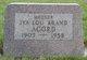 Iva Lou <I>Brand</I> Acord