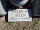 Helen R Allen