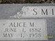 Profile photo:  Alice Minerva <I>Sheary</I> Smith