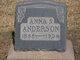 Anna S. Anderson