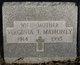 Virginia T Mahoney