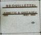 Annette <I>Bordelon</I> Brouillette