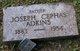 Joseph Cephas Adkins