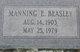 Manning E Beasley, Sr