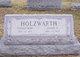 Esther <I>Kirk</I> Holzworth