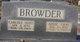 Profile photo:  Addie <I>Gray</I> Browder