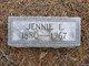 Jennie E. <I>Mason</I> Howard