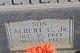 Profile photo:  Albert Clay Gilliland, Jr