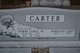 Profile photo:  Hubert Curtis Carter, Sr
