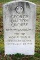 George Dalton Crouse
