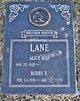 Profile photo:  Alice May Lane