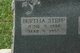 Profile photo:  Bertha Jane <I>Stepp</I> Acuff