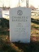 Charles C Bareijsza