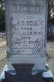 Profile photo:  Jacob Derrick Bell